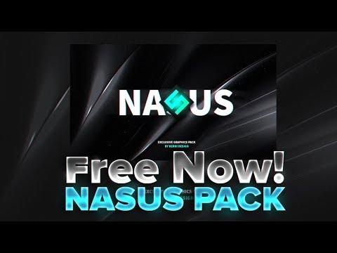 NASUS FREE GFX PACK FREE DOWNLOAD PHOTOSHOP & GIMP thumbnail