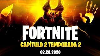 HORAS para la TEMPORADA 2- TODOS los TEASERS, TEORÍAS Y CAMBIOS EN EL MAPA|Fortnite Battle Royale