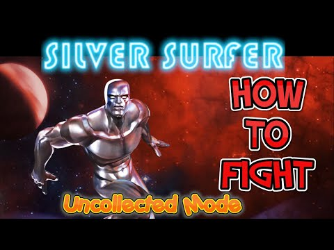 MCOC - How To Fight Silver Surfer | Trial Of Reed Richards | Uncollected Difficulty