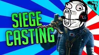 SOLID ACE?! - Siege Random Squad PRO SHOUTCASTING