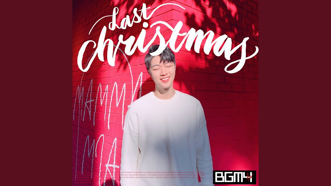 BGM4 - Last Christmas Jazz Version