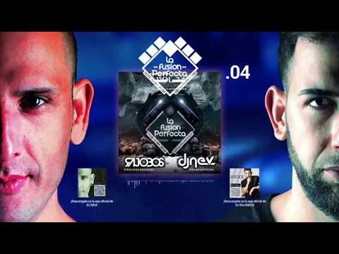 La Fusion Perfecta Vol 34º Noviembre 2018 ( Dj Rajobos & Dj Nev )