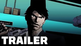 Killer7 Remaster Trailer - The Cleaner, The Hellion, and Four-eyes