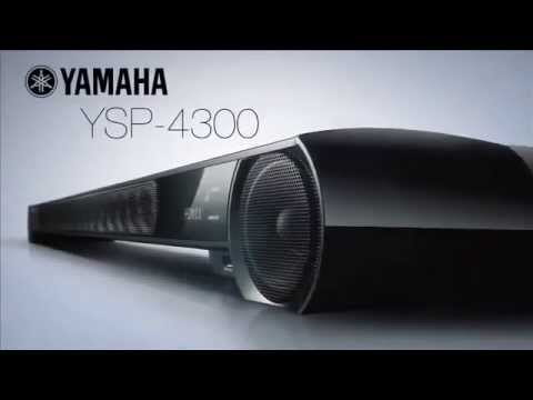 Yamaha ysp 4300 for Yamaha ysp 1000