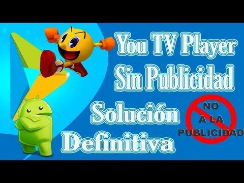 Descarga You Tv Player Actualización 25.0.0 - 2019