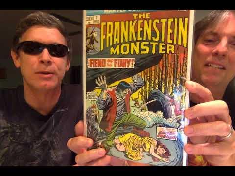 Marvel's Frankenstein Monster Series!
