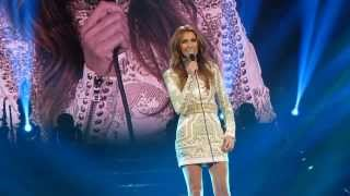Celine Dion - Ziggy (Paris, 25th November 2013)