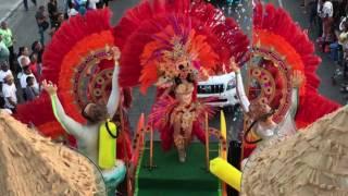 Carnaval de Panama 2017 Panama Carnaval Shakira Chantaje ft. Maluma