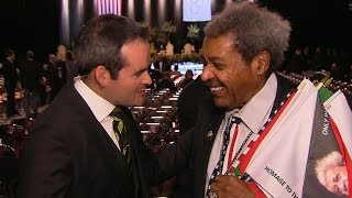 Don King remembers Muhammad Ali