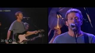 Eric Clapton - Standing Around Crying -Live - 1994 - (Multi Angle version)