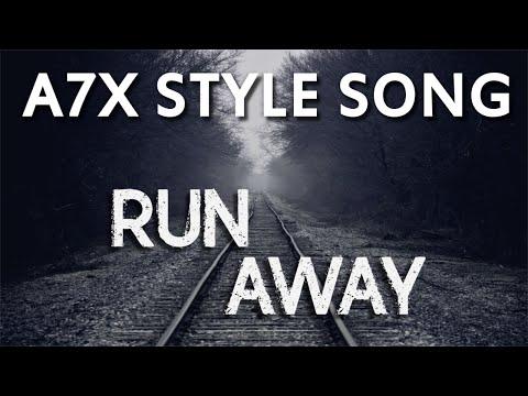 Avenged Sevenfold Style Song - Run Away (Instrumental)