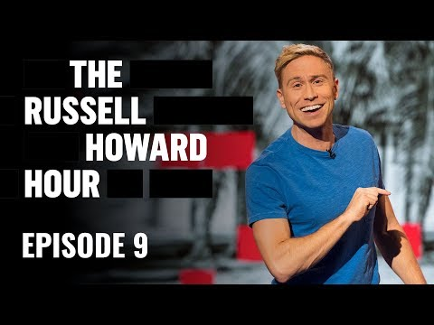 The Russell Howard Hour - Series 1, Episode 9