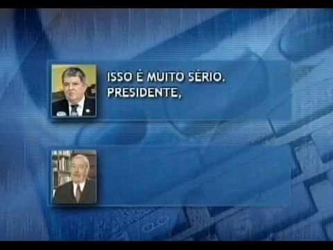 Sérgio Machado e José Sarney falam sobre Dilma Rousseff e Lava Jato