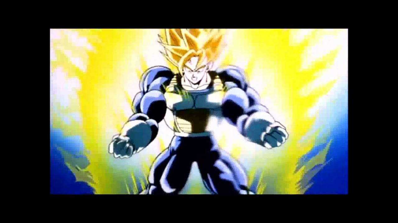 Goku 39 s super saiyan transformations youtube - Goku 5 super saiyan ...