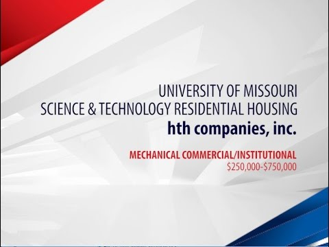 hth companies, inc. / University of Missouri Science & Technology Residential Housing