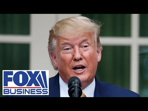 Trump delivers remarks on transparency in healthcare prices thumbnail