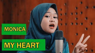 MY HEART - MONICA ft AndI 33 (Live COVER)
