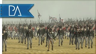 GLORIOUS STRUGGLE AT THE PYRAMIDS - Napoleon Total War Gameplay
