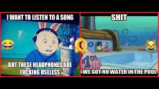 Hilarious Exemples Of Cartoon Logic | Funny Compilation