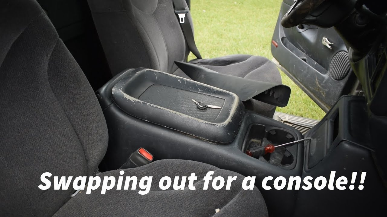 How to swap a jump seat for console (99-06 Sierra/Silverado)
