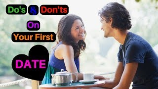 Do's & Don'ts On Your First DATE | In Hindi | By HEAVILLIN