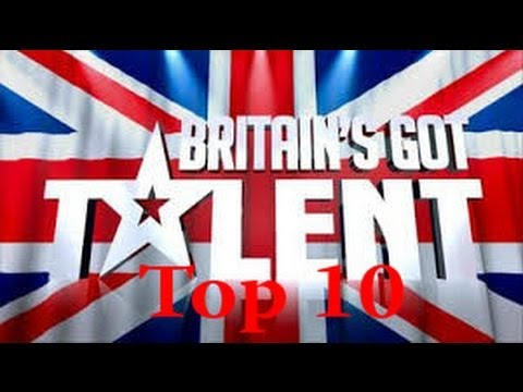 Top 10 Britains Got Talent Auditions 2014