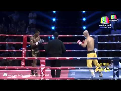 Buakaw vs Yi