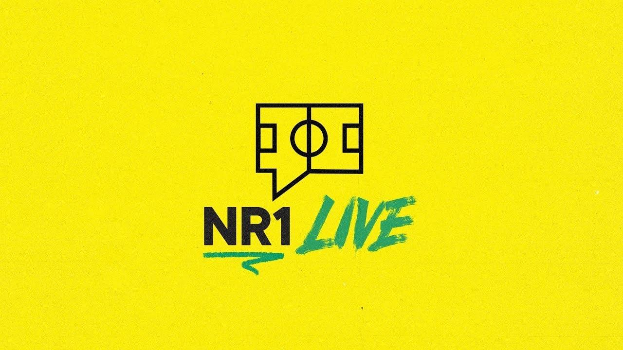 Nr1 Live Norwich City V Coventry