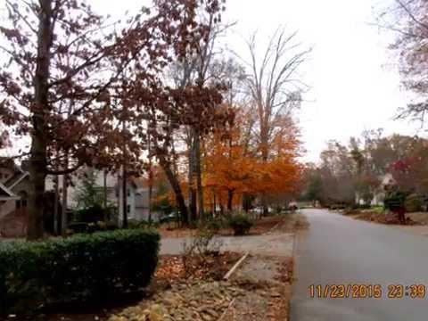 ❤︎A day of fall in Tellico Village, Loudon, TN  - ❤︎November