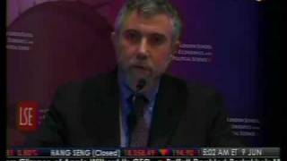 Recession May End This Year - Krugman - Bloomberg