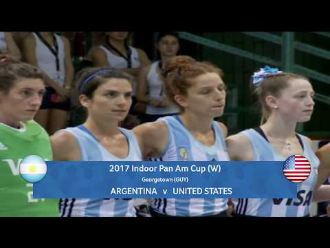 Day 3 - Argentina vs USA (Women) Part 1