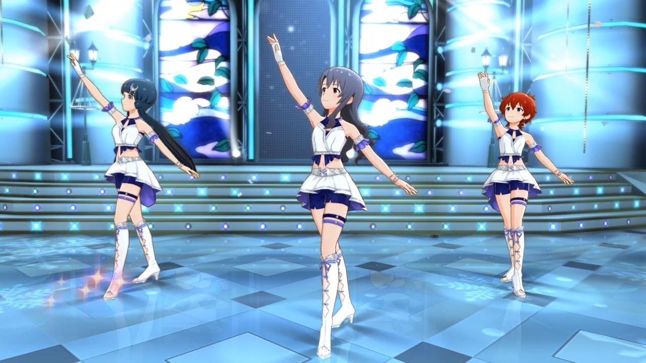 「アイドルマスター ミリオンライブ! シアターデイズ」ゲーム内楽曲『待ちぼうけのLacrima』MV