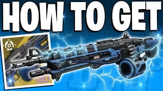 Destiny 2 - How to Get THUNDERLORD EXOTIC Machine Gun - Full Questline Guide (EASY)