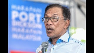 Anwar: 'Why can't I go to the mosque?'