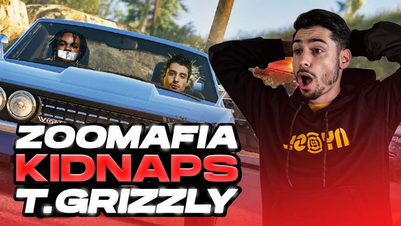 Download CRAZY CAR CHASE / TEE GRIZZLEY KIDNAPPED / ZOOMAFIA GTA RP