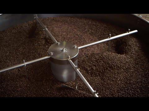 The Caffè Nero Roastery