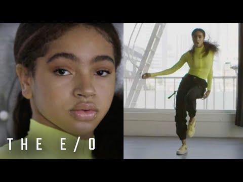 Stunning Dancer, Model & Actress Kyndall Harris | The E/O