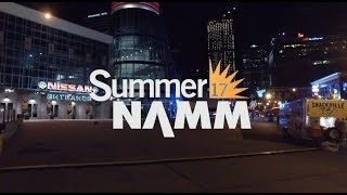 BOSS 2017 Summer NAMM Highlight Reel