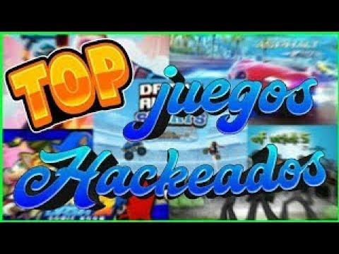 Especial Top 10 Juegos Para Android Hackeados Nuevos Y Actualizados