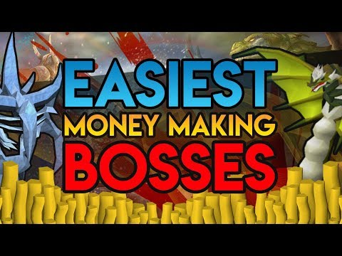 Ikov : Easiest MONEY MAKING Bosses : Best GP/Hour : No Gear Needed (MBOX GIVEAWAY!!!) RSPS