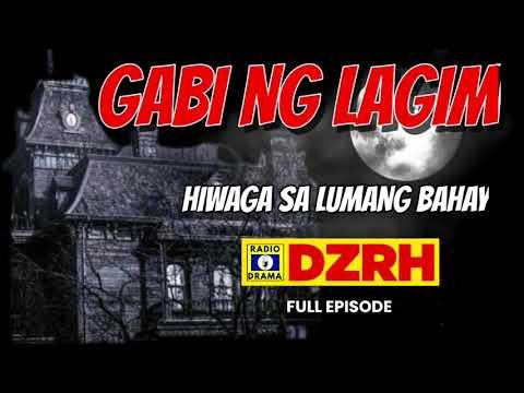 Gabi Ng Lagim - Hiwaga Sa Lumang Bahay Full Episode