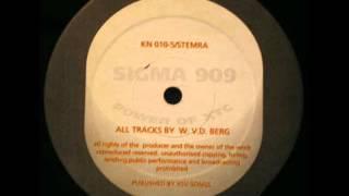 Sigma 909 - Power Of XTC