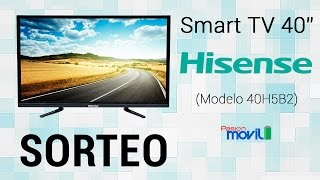 Hisense Smart TV 40 Pulgadas Full-HD (40H5B2) - Análisis