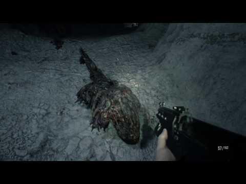 Resident Evil 7 Salt Mines Item Management 4 Legged Claw