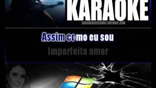 Karaokê Paula Fernandes- Navegar Em Mim