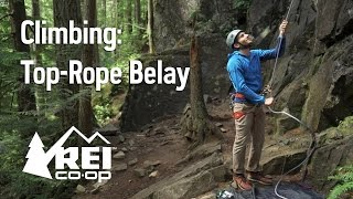 Rock Climbing: How to Belay