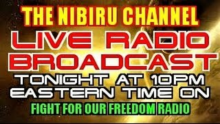 LIVE RADIO BROADCAST TONIGHT DECEMBER 30th at 10pm eastern