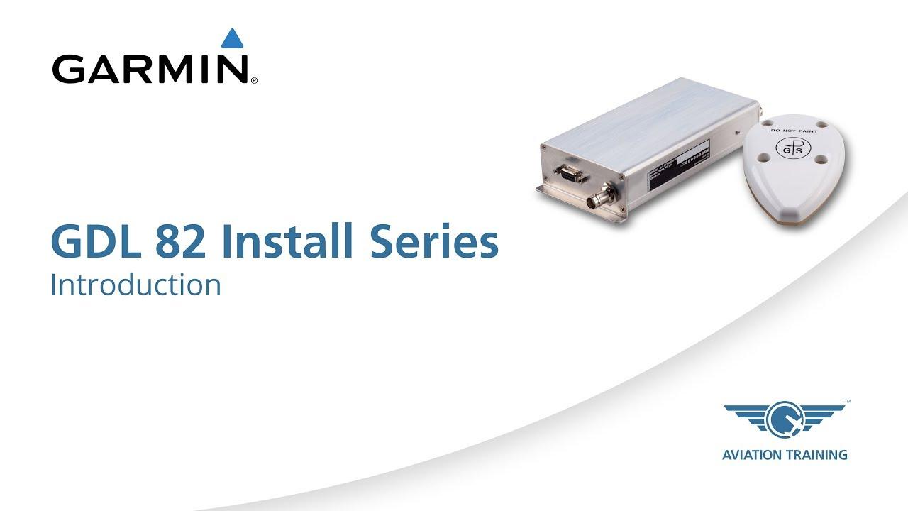 Garmin GDL 82 Install Series – Introduction - Dauer: 5 Minuten, 26 Sekunden