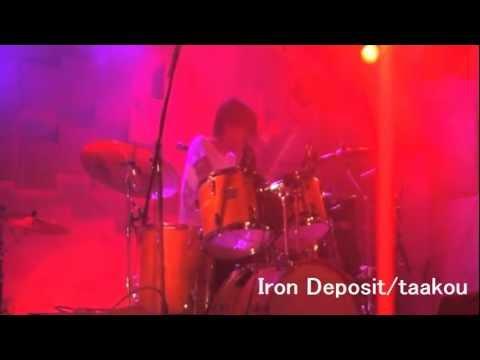 Iron Deposit/taakou (20110811 下北沢MOSAiC)