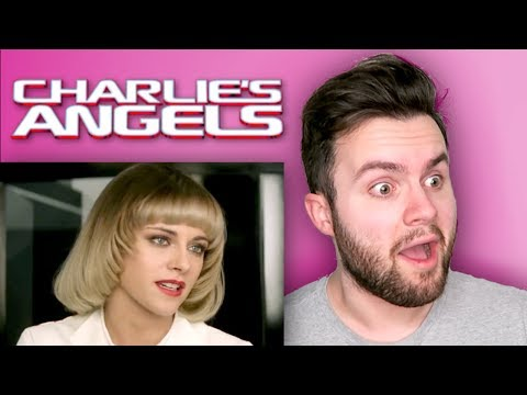 CHARLIES ANGELS - Official Trailer REACTION!